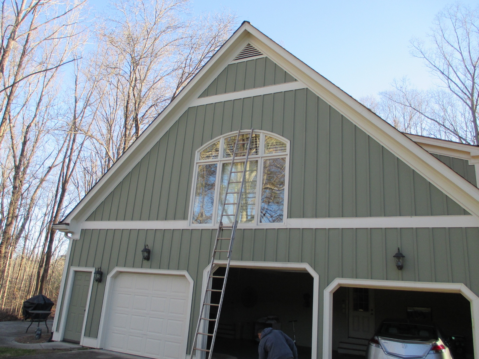 Exterior Painting - Adanco Services